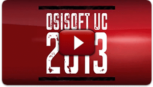 OSIsoft UC 2013 Video